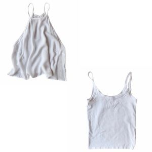 Bundle LUCY LOVE / FOREVER 21 Tank Tops